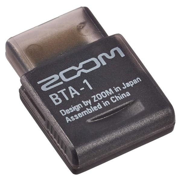 Zoom BTA-1 Bluetooth Adapter for ARQ AR-48, LiveTrak L-20 and H3-VR - Front