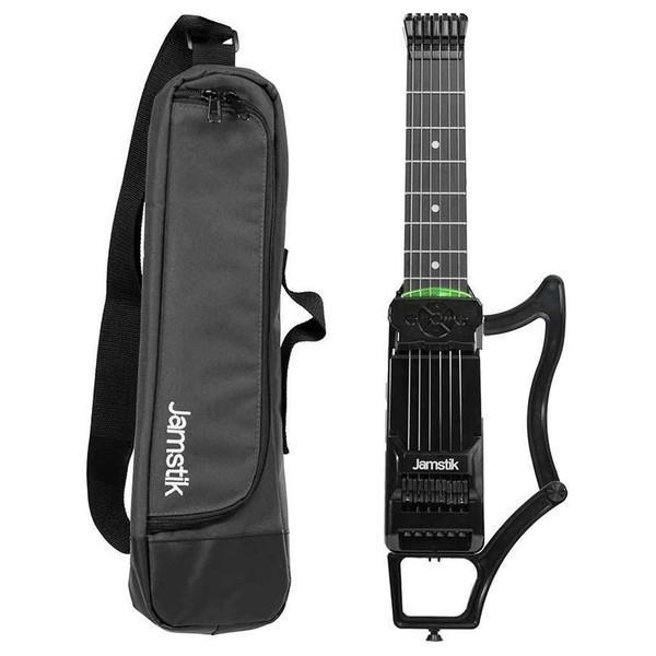 Jamstik 7 Guitar Trainer with Case and Extender