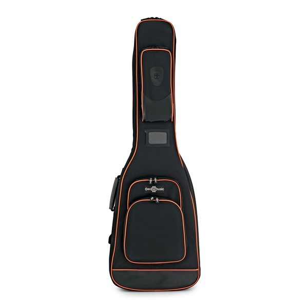 Pro Bass Guitar Gig Bag by Gear4music main