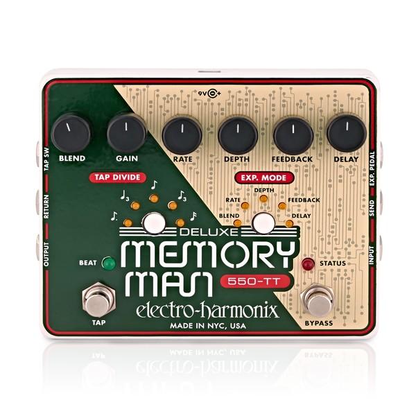 Electro Harmonix Deluxe Memory Man 550-TT Analog Delay main