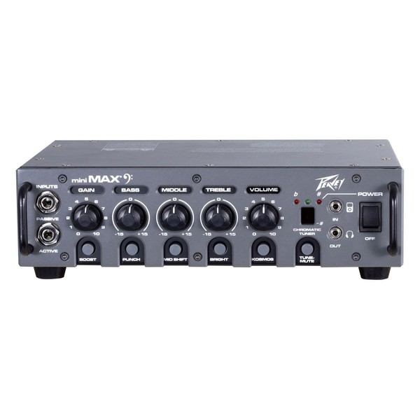 peavey minimax mkii bass head at gear4music. Black Bedroom Furniture Sets. Home Design Ideas