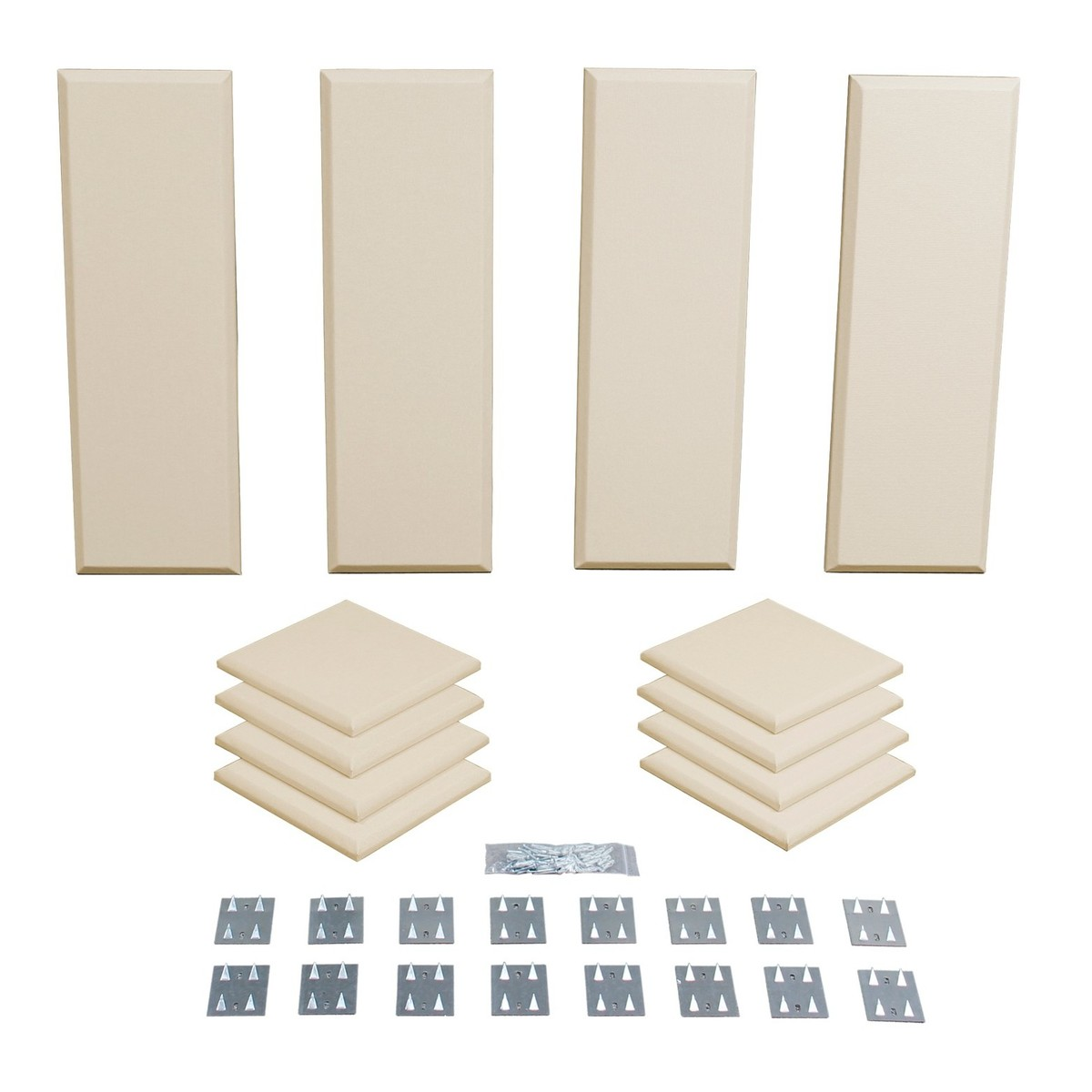 Click to view product details and reviews for Primacoustic London 8 Room Kit In Beige.