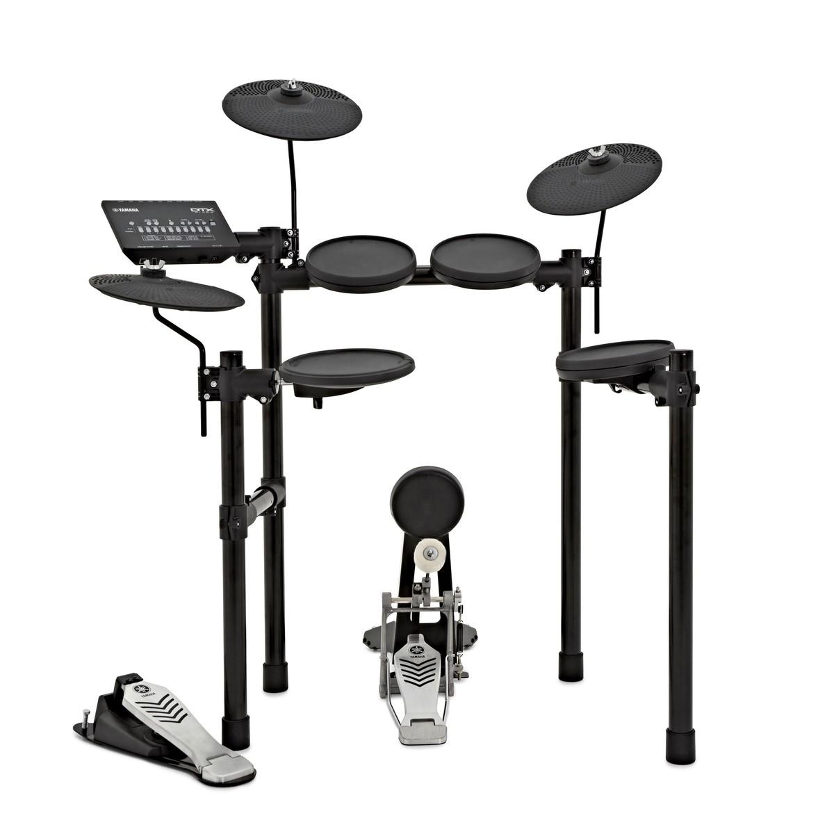 yamaha dtx452 electronic drum kit at gear4music. Black Bedroom Furniture Sets. Home Design Ideas