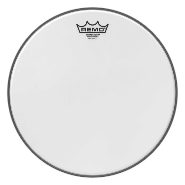 Remo Ambassador Suede Coated 22'' Bass Drum Head - Main Image