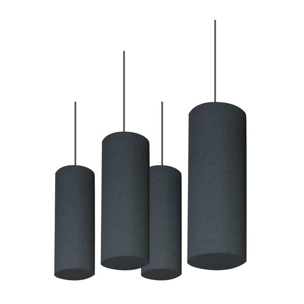 Primacoustic Fiesta Lantern Baffle, Black (Pack of 4)