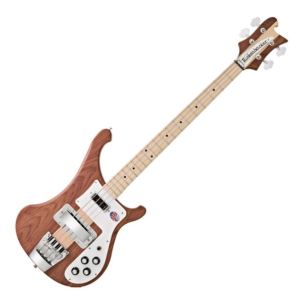 Rickenbacker 4003S Bass Guitar, Walnut