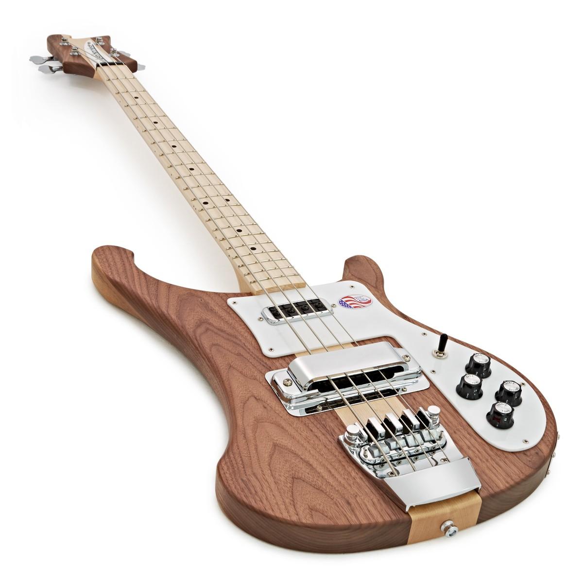 rickenbacker 4003s bass guitar walnut at gear4music. Black Bedroom Furniture Sets. Home Design Ideas
