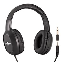 746d36eb0de HP-210 Stereo Headphones by Gear4music