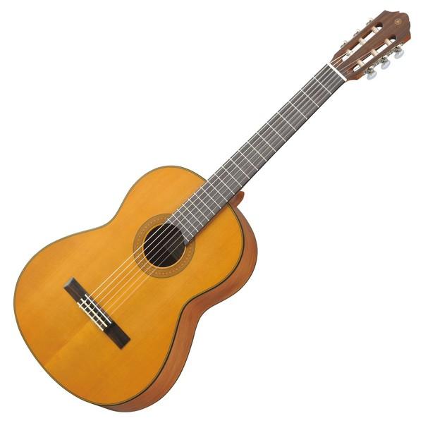 Yamaha CG122MC Classical Acoustic Guitar Front View