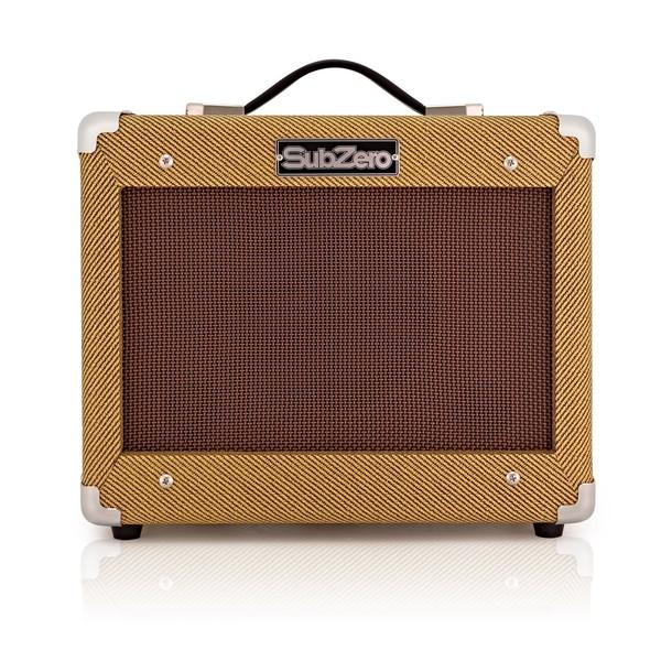 SubZero Tweed V15G Guitar Amp