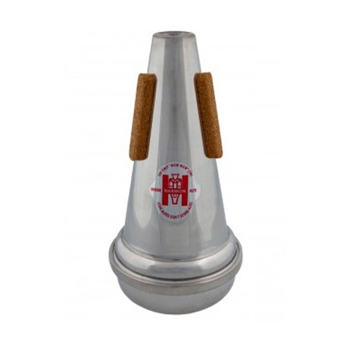 Harmon Trumpet Aluminum Straight Barrel Shape Mute