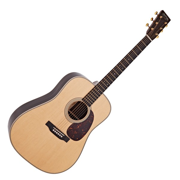 Martin D-28 Modern Deluxe, VTS Top - Front