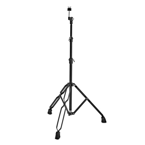Straight CymbalStand by Gear4music, Black