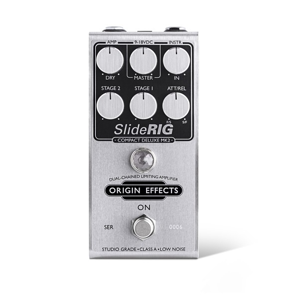 Origin Effects SlideRIG Compact Deluxe MK2