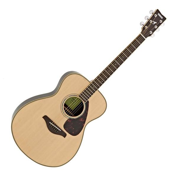 Yamaha FS830 Acoustic Guitar, Natural
