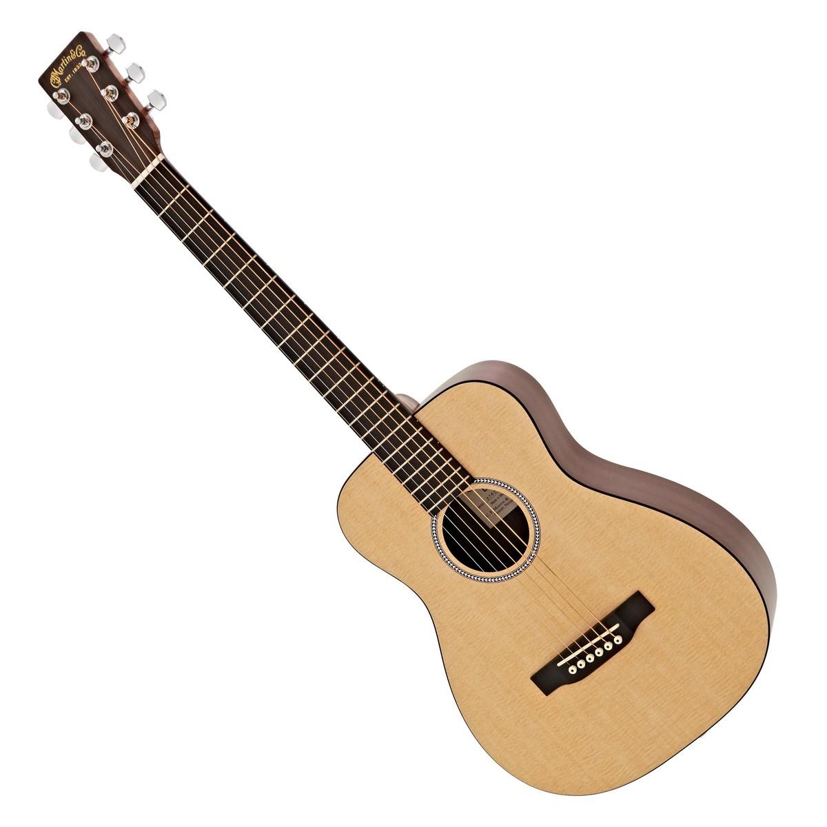 martin lxm little martin guitar left handed at gear4music. Black Bedroom Furniture Sets. Home Design Ideas