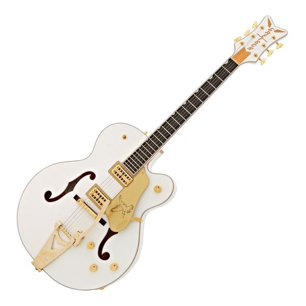 Gretsch G6136T Players Edition White Falcon, Bigsby main