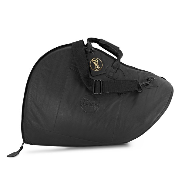 Bach French Horn Gig Bag, Leather main
