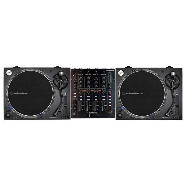 Audio Technica AT-LP140XP and Allen & Heath Xone 43 Bundle