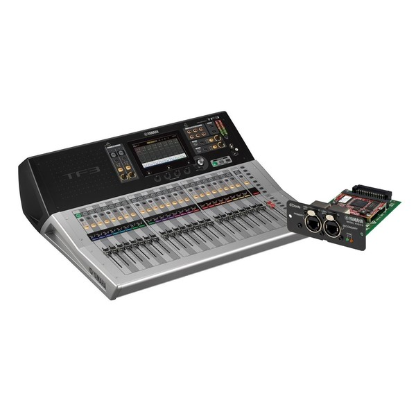 Yamaha TouchFlow TF3 Digital Mixer Bundle