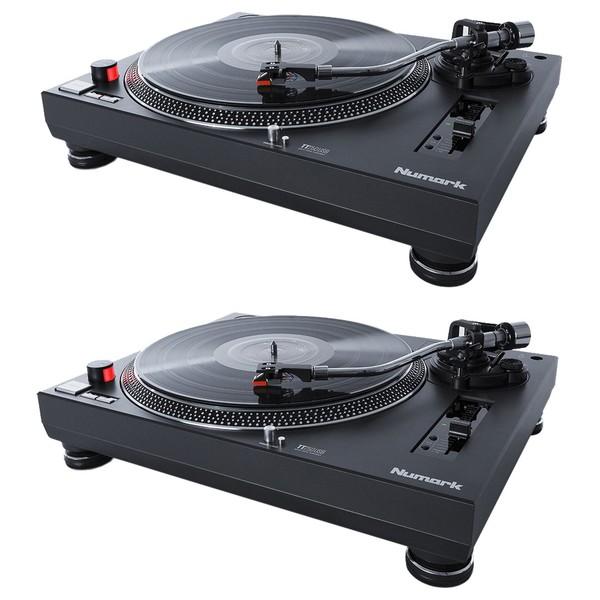 Numark TT250USB Professional DJ Turntables, Pair