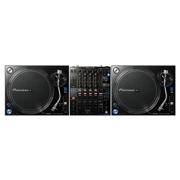 Pioneer PLX-1000 and DJM-900NXS2 Bundle - Full Bundle