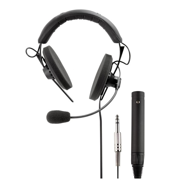 beyerdynamic DT 394.SIS Interpreter Headset, 40 Ohms, Main