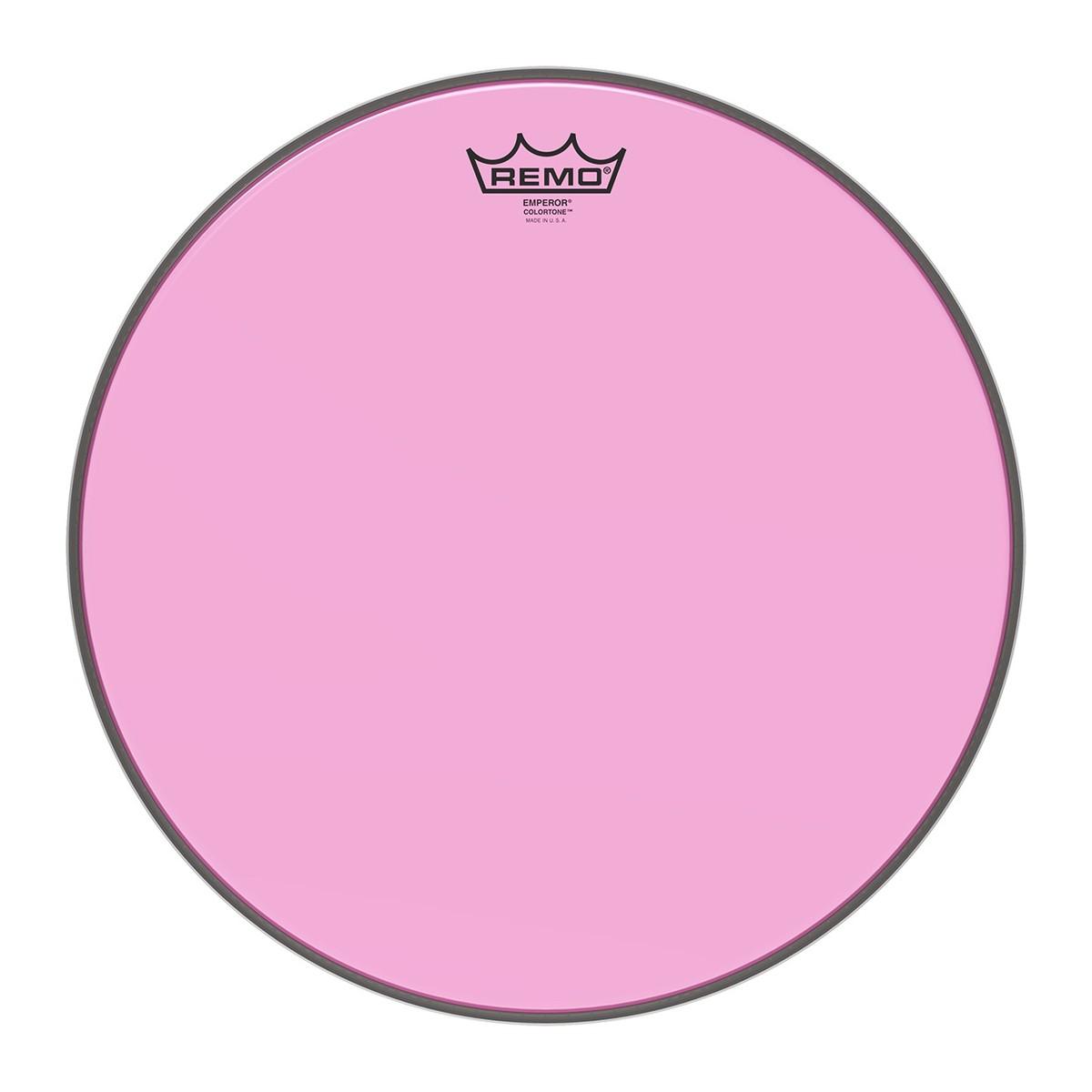 Remo Emperor Colortone 15 Pink Drum Head