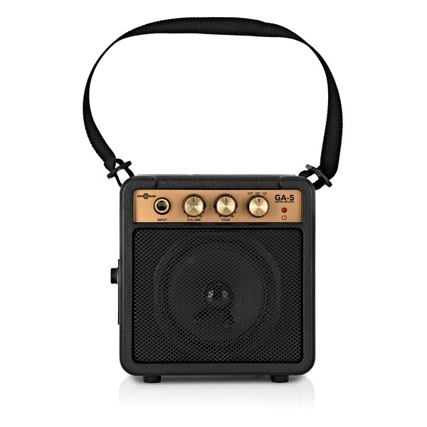 Mini Guitar Amp by Gear4music, Black main