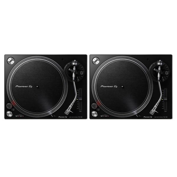Pioneer PLX-500 Direct Drive Turntables, Pair - Main