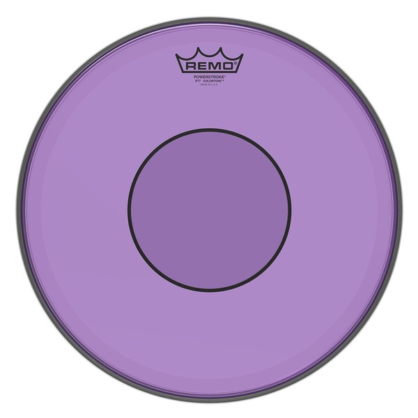 Remo Powerstroke 77 Colortone 14'' Purple Drum Head