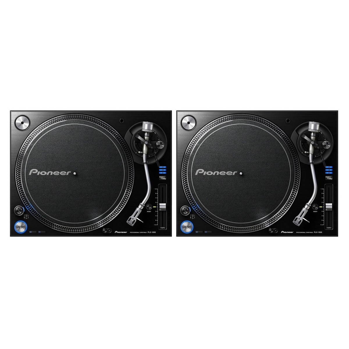 pioneer plx 1000 direct drive turntable pair at gear4music. Black Bedroom Furniture Sets. Home Design Ideas
