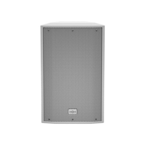 HH Electronics Tessen TNi-0801 8'' Passive Speaker, White, Front