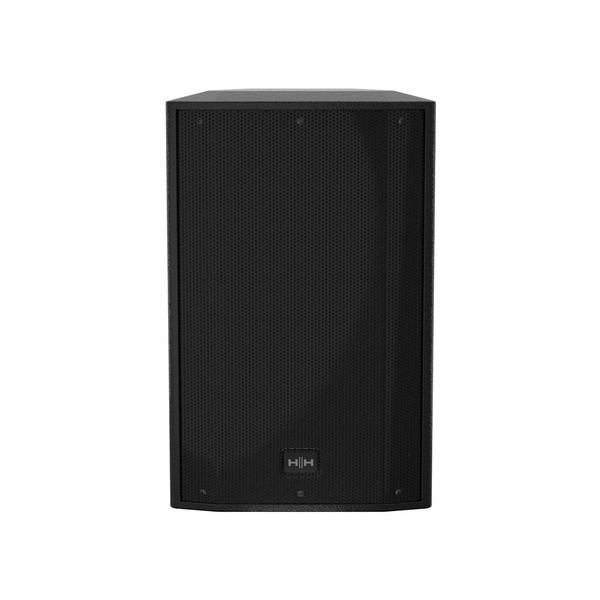HH Electronics Tessen TNi-0801-B 8'' Passive Speaker, Black, Front