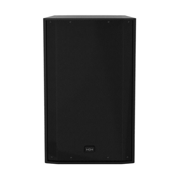 HH Electronics Tessen TNi-1201-B 12'' Passive Speaker, Black, Front