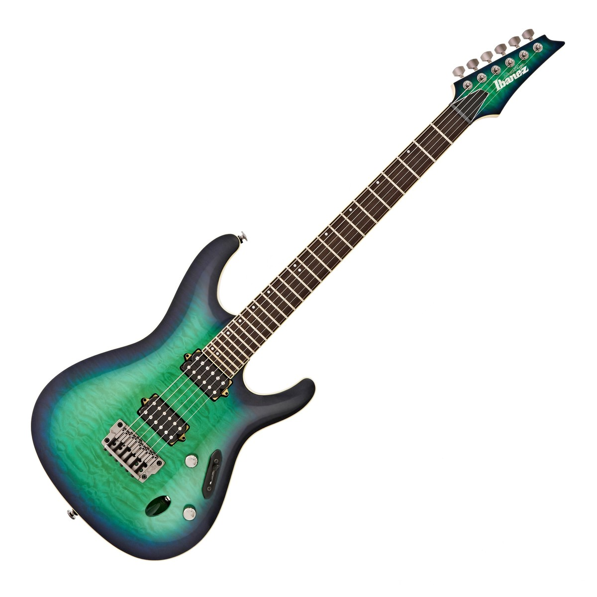 ibanez s6521q prestige surreal blue burst at gear4music. Black Bedroom Furniture Sets. Home Design Ideas