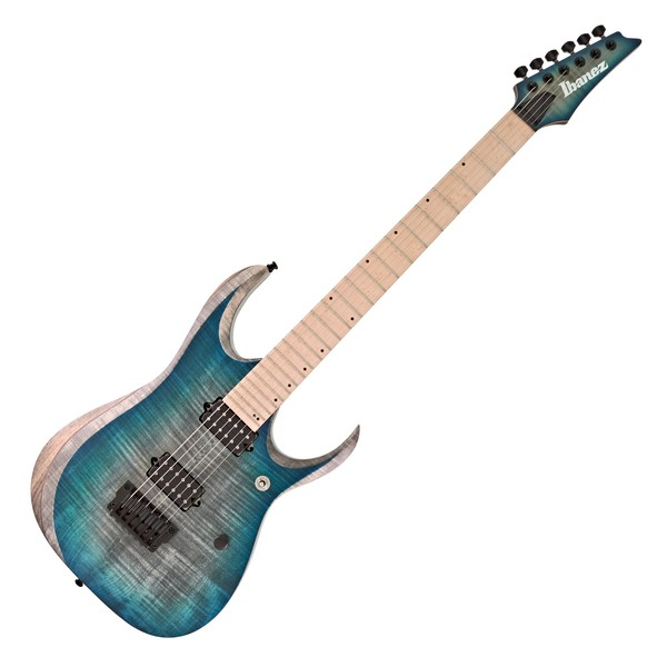 Ibanez RGD61AL Axion Label, Stained Sapphire Blue Burst main