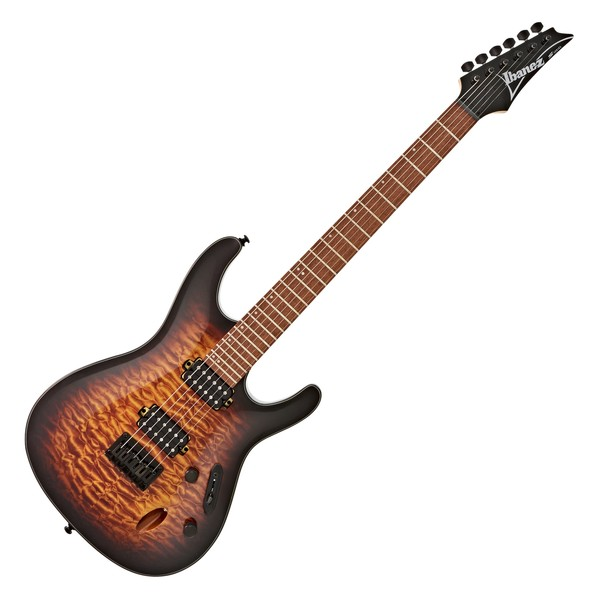 Ibanez S621QM, Dragon Eye Burst main
