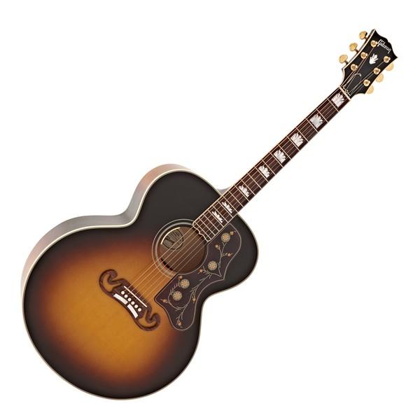 Gibson SJ-200 Standard 2019, Vintage Sunburst main
