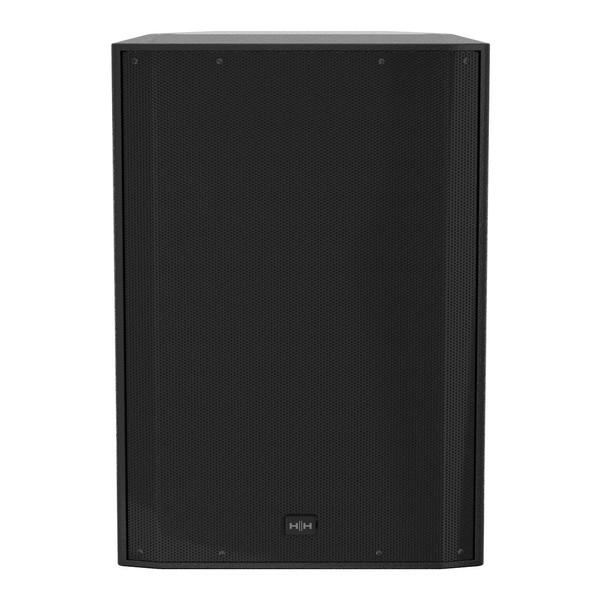 HH Electronics Tessen TNi-1501-B 15'' Passive Speaker, Black, Front