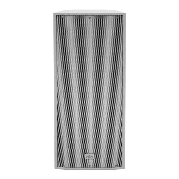 HH Electronics Tessen TNi-2081 2 x 8'' Passive Speaker, White, Front