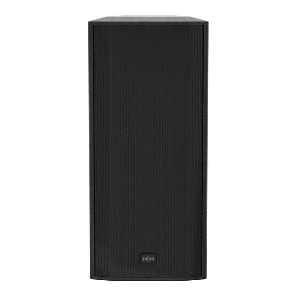 HH Electronics Tessen TNi-2081-B 2 x 8'' Passive Speaker, Black, Front