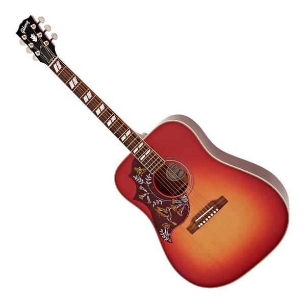 Gibson Hummingbird Left Handed 2019, Vintage Cherry Sunburst main