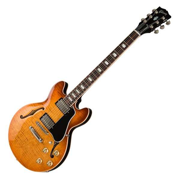 Gibson ES-339 Figured, Faded Lightburst - Main
