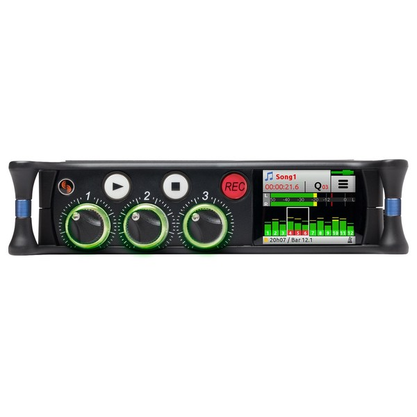 Sound Devices MixPre 3M Multitrack Audio Recorder/Audio Interface - Main
