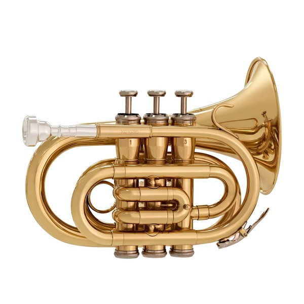 Elkhart 100PKT Bb Pocket Trumpet main