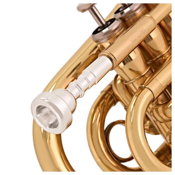 Elkhart 100PKT Bb Pocket Trumpet at Gear4music