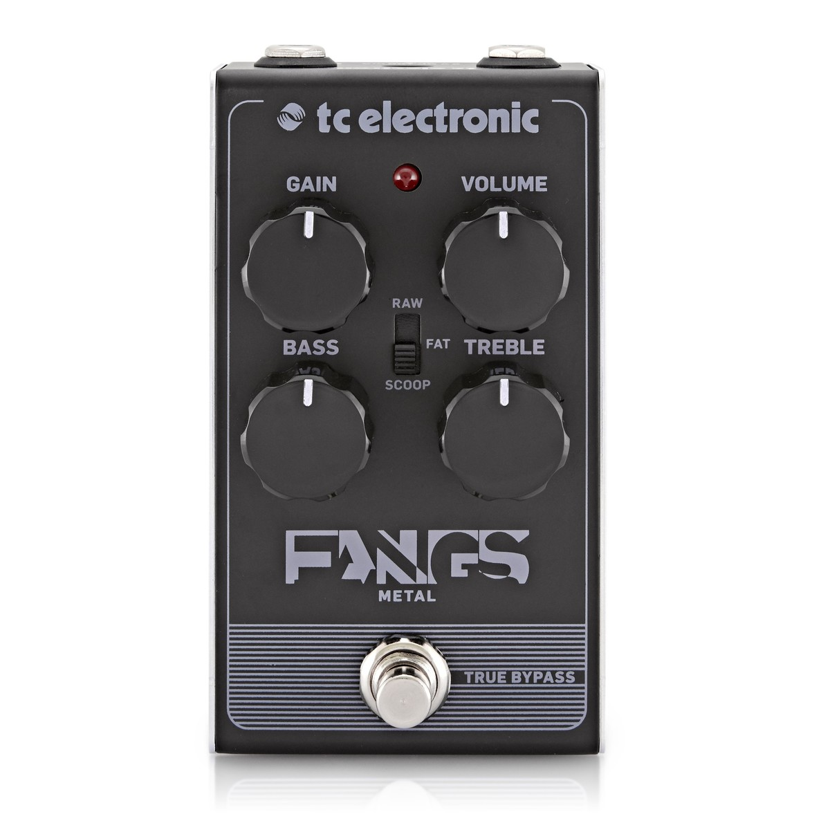 tc electronic fangs metal distortion pedal at gear4music. Black Bedroom Furniture Sets. Home Design Ideas