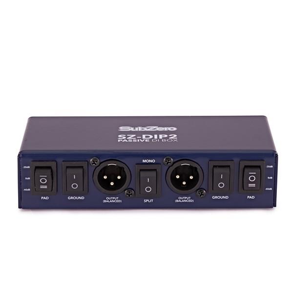 SubZero SZ-DIP2 Dual Passive DI Box