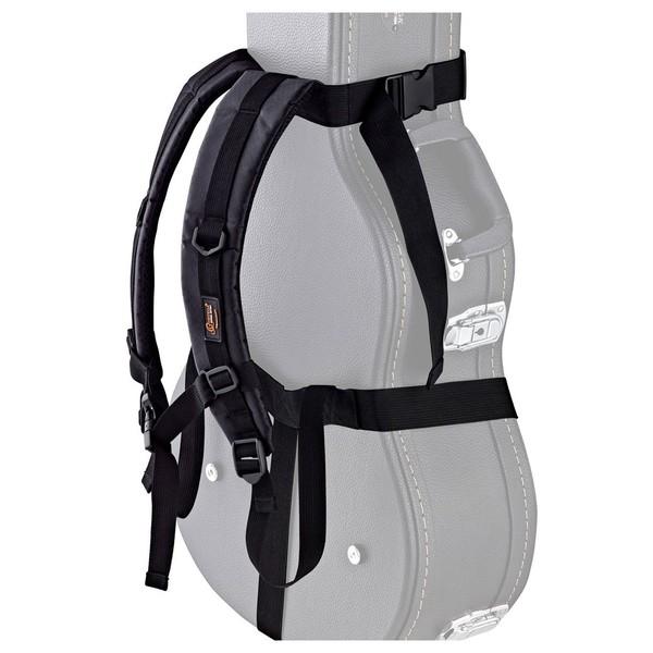 Ortega OBPS Back Pack Strap - Front 3